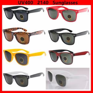 2019 Diseñador de la marca Gafas de sol para hombre Mujer Moda de lujo Gafas de sol Personalidad Tendencia Revestimiento reflectante Gafas Multicolor opcional
