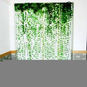 Envío al por mayor-libre 75m / roll Pearl Beads Garland Wedding Centerpiece flor / mesa Decoración DIY accesorio