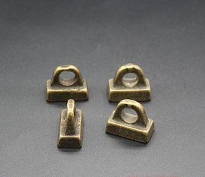 Colección antigua colección antigua sello de bronce sello pequeño precio único