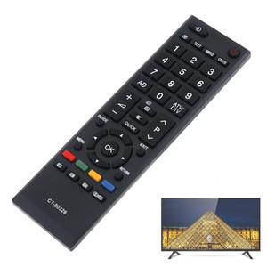 Controle Remoto Universal TV Controle Remoto Substituição com 8M Distância de Transmissão para CT-90326 / CT-90380 Toshiba HMP_00G