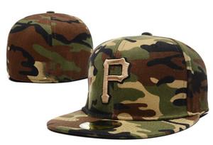 Ретро приталенные шляпы бейсболки P письмо плоские поля шляпы подходит размер бейсболки пираты команда Chapeu Bone De Beisebol