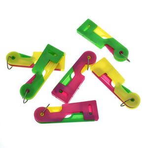 100 stücke Automatische Nadeleinfädler Hilfsfaden Guide Device Nadeln Für Nähwerkzeuge, Mini größe, einfach zu tragen und zu verwenden