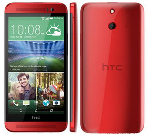 "HTC One E8 WW Version 2GB RAM 16GB ROM الهاتف المحمول رباعي النواة 5.0 ""WIFI GPS 13MP Camera 4G LTE هاتف مجدد"