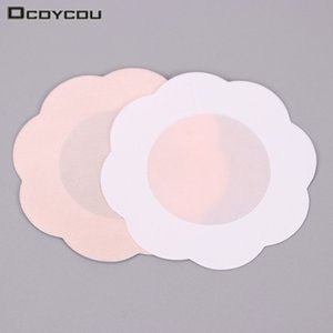10Pairs Soft Nipple Covers Disposable Breast Petals Flower Sexy Tape Stick on Bra Pad for Women Intimate Accessories Nipple Pad