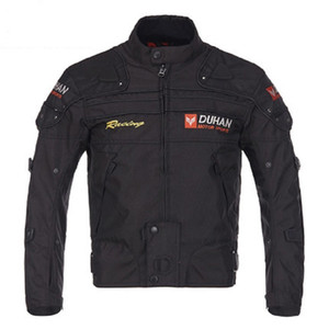 Duhan Mulher D020 Mens Inverno Jacket poliéster 600D Moto Motocross Jacket Ciclismo JACKETS M L XL XXL ktm Motociclismo Vestuário