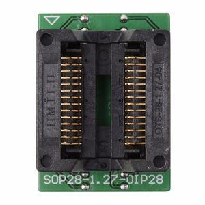 1 adet SOP28 DIP28 Soket Adaptörü Dönüştürücü Programcı IC Test Soketi