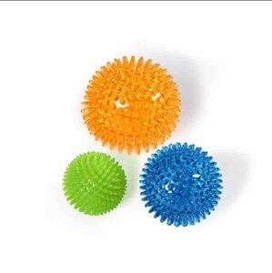 Bola de Brinquedo De Alta Qualidade Para O Pequeno Cão Grande Squeaky Toy Dentes De Limpeza Pet Mastigar De Borracha Do Cão Brinquedo Produtos Para Animais de Estimação