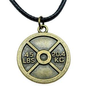 Ожерелье подвески кусочки кожаные цепи вес 5 ожерелья воротник пленки женщины N6-A12746 Healfting Wysiwyg Choker 28x24mm ювелирные изделия CBLDX