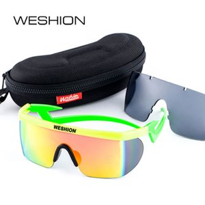 Sonnenbrille-Mann-Sport-Schutzbrillen Aufmaß windundurchlässiges Spiegel Anti-Sandsturm-Sonnenbrille NEFF-Brille für Wandern Klettern