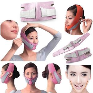 50pcs Face Lift Tools Thin Face Mask Slimming Facial Thin Masseter Double Chin Skin Thin Face Bandage Belt Women Care Beauty Kit by win007