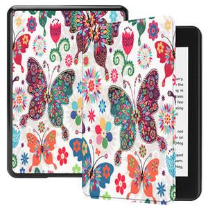 Intelligente Abdeckung PU Ledertasche für neue Kindle Paperwhite 2018 Tablet Auto Schlaf aufwachen Haut Shell für Amazon Kindle Paperwhite 4 6