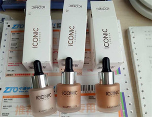 Nuevo Arrial Iconic London Illuminator liquid Bronzers Highlighters 3 colores envío de DHL