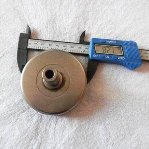 Tambor de embreagem 9 T se encaixa Zenoah G35L G45L BC3410 BC4310 BK4302 cortador de escova pinhão engrenagem driver roda dentada frete grátis peça de reposição