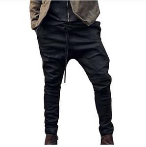 Pantaloni da uomo Harem Pantaloni casual da uomo Pantaloni da uomo Pantaloni bassi Pantaloni da jogging Pantaloni appesi per cavallo