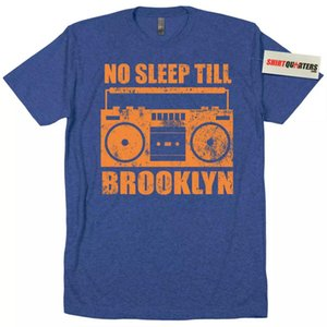 Mixtape Sleep T-Shirt Brooklyn Beastie Boys New York NY T Top Rap Cd 80s Till Shirt 2021 Brand No Homme Tees T-Shirt Short Sleeve MTV Uercb