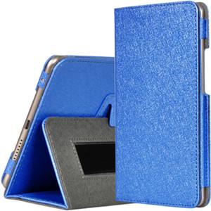 Huawei Mediapad 명예 워터 플레이 8.0 인치 HDL-W09 HDL-Al00 태블릿 핸드 스트랩에 대 한 30pcs Silking 패턴 PU 가죽 케이스 플립 북 커버