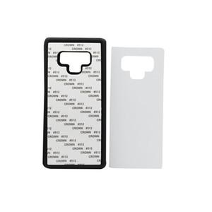 150 قطع الجملة 2d حالة التسامي فارغة مخصصة التصميم الخاص tpu + pc الغلاف الخلفي الهاتف لسامسونج s9 s8 زائد s7 حافة