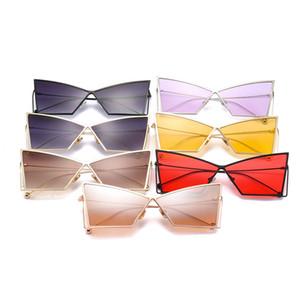 2018 Glasses Fashion Sunglasses For Women New Sunglasses Designer Trend Woman 7 Color Sunglasses Oalcj