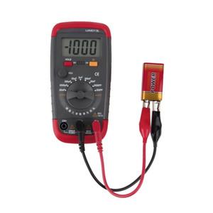 5 PÇS / LOTE AU6013L Faixa Auto Digital LCD Capacitância Medidor de Teste de Capacitância Multímetro Medidor Tester Medidor de Atacado
