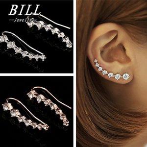 ES688 2018 Boucle D'oreille Ohrring Bijoux Dipper Ohrringe Für Frauen Schmuck Ohrringe Brincos Mädchen Earing oorbel