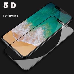 Für iphone x 8 5d klar explosionsgeschützte 0,2mm ultradünne gehärtetes glas displayschutzfolie für iphone 5 5c 5s telefon schutzfolie