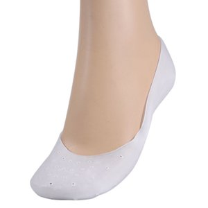 Marca 1 Pair Delicato Gel Idratante Gel Heel Socks Come Cracked Foot Cura Della Pelle Protector Piedi Massager Piede Pain Relief spedizione gratuita