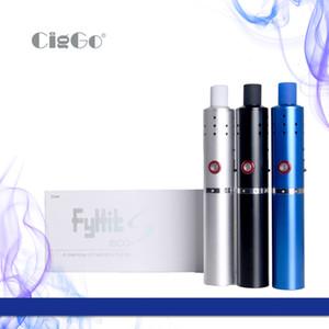 Ciggo Original Fyhit herbstick ECO s 2200mah erba secca penna Vaporizzatore controllo della temperatura Erba secca vape vs nokiva e sigaretta