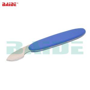 Новые инструменты ремонт Открытие Прай инструмент из нержавеющей стали для iPad смотреть поддеть задняя крышка циферблат нож для телефона МР3 МР4 МР5 с открытыми оболочками, 200пк/лот