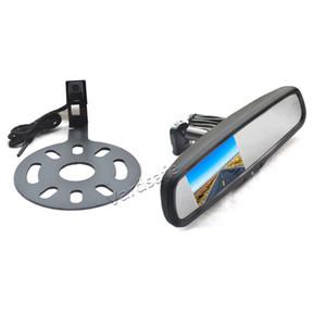 Vardsafe VS662R | Câmera do apoio do carro + monitor do espelho retrovisor da recolocação para o Wrangler do jipe
