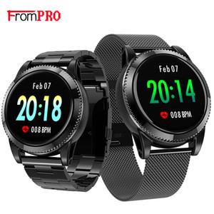 Venda por atacado Sport Smart Watch M11 1.3 Tela Colorida Redonda Multi-Dial Music Control Monitor de Freqüência Cardíaca SmartWatch Ban'd para Homens Mulheres