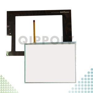 GT1665M-STBA GT1665M-STBD GT1665M Новый сенсорный экран HMI PLC с сенсорным экраном и передней этикеткой