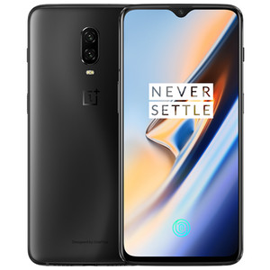 "Originale OnePlus 6T 4G LTE Mobile Phone RAM 8GB 128GB ROM Snapdragon 845 Octa Nucleo 6.41"" Phone 20.0MP Fingerprint ID intelligente cellulare Full Screen"