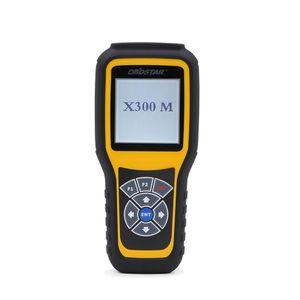 OBDSTAR X300M OBDII 차량 주행 거리계 조정 기능 마일리지 수정 도구를 온라인으로 업데이트 진단 TF 카드로
