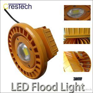 LED sel ışık açık lamba 200 W AC85-265V 150 W Triproof Sel ışık Bridgelux COB çip 5 yıl garanti