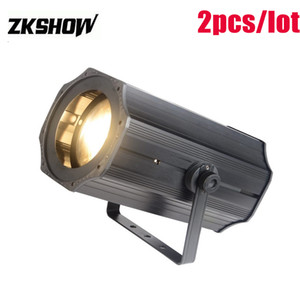 80% Off 120W CW WW LED Zoom COB Par Luz 230V DMX512 Professional DJ Disco Party Stage Lighting Equipment 3000K 5600K frete grátis