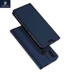 Atacado para xiaomi redmi note 6 pro case luxo de alta qualidade pu leather flip capa para redmi note 6 note6 casos de telefone pro