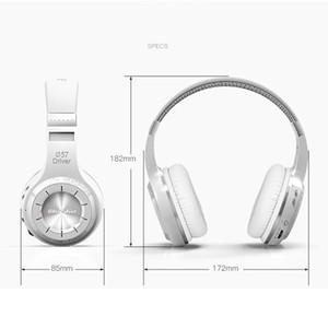 Yeni Sıcak 100% Orijinal Bluedio HT (çekim Fren) bluetooth kulaklıklar BT4.1Stereo telefonları müzik için bluetooth kulaklık kablosuz kulaklıklar