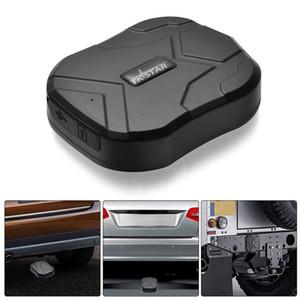 New GPS Tracker Car Tracker Tkstar TK905 90 Day Standby GPRS GPS Locator Waterproof Vehicle Tracker 2G Magnet Voice Monitor Free APP