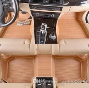 Пользовательские подходят автомобильные коврики для Toyota Camry 40 Corolla RAV4 Verso FJ Land Cruiser LC 200 Prado 150 120 3D автомобилей стайлинг ковер