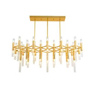 Nordic firefly kronleuchter wohnzimmer kreative persönlichkeit restaurant designer modell zimmer post moderne schlafzimmer kristall lampen Nordische moderne cre