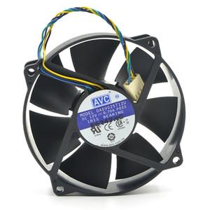 AVC 9025 9CM 0.7A DA09025T12U Ventilador do chassi do PC do PC Ventilador de quatro pinos PWM