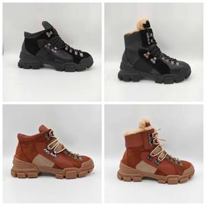Flashtrek Sneakers Mens Casual Stiefeletten Wandern Militärstiefel Mode Outdoor Chunky Schuh Martin Stiefel Anti Skid Outdoor Sneaker Mit Box