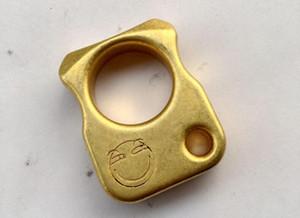 12MM Dicke Anhänger 60-70% Messing Knuckle Dusters Körperschutzring