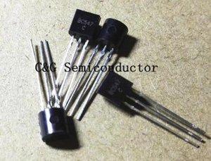 1000PCS BC547 BC547C TO-92 NPN Transistor Diodes Transistor