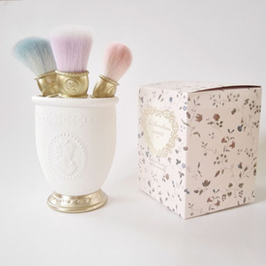 LADUREE Les Merveilleuses Marka Makyaj Fırçalar tutucu Depolama kozmetik makyaj fırça araçları durumda