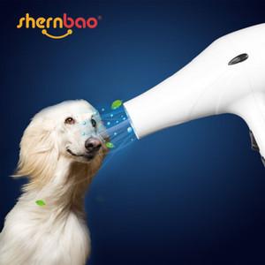 vente en gros premium professionnel séchoir à cheveux set chien / chat toilettage sécheuse / souffleur moteur super grand / géant / petit animal séchoir sécheuse 220v / 2800w