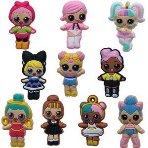 LOL 냉장고 자석 크리 에이 티브 만화 PVC 홈 인테리어 냉장고 자석 칠판 스티커 어린이 선물 무료 배송