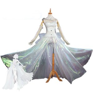 Houseki no Cosplay of the Lustrous Costume Doujin نسخة Diamond Dress Anime Houseki no Cosplay