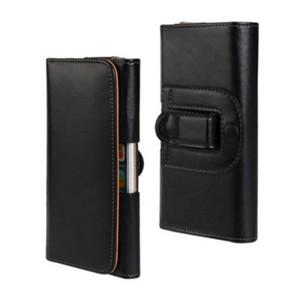 Custodia a clip per cintura in pelle PU universale per custodia per UmiDIGI Z2 Pro / Z2