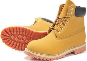 Brand Classic TM Casual Ankle Booties Wandern Militärstiefel Wasserdichte Herren Outdoor-Schuhe Classic Martin Boots Anti Skid